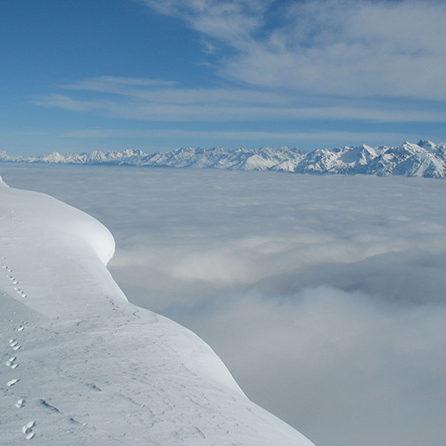 paysages d'altitude